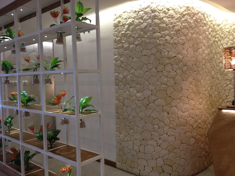 Bali Stone Wall Cladding – Wonderful Application Of Stone Wall Cladding as Interior and Exterior