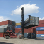 situation at depo container cikarang