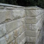 golden palimo yellow sandstone wall cladding-4