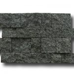 basalt cladding - tumbled