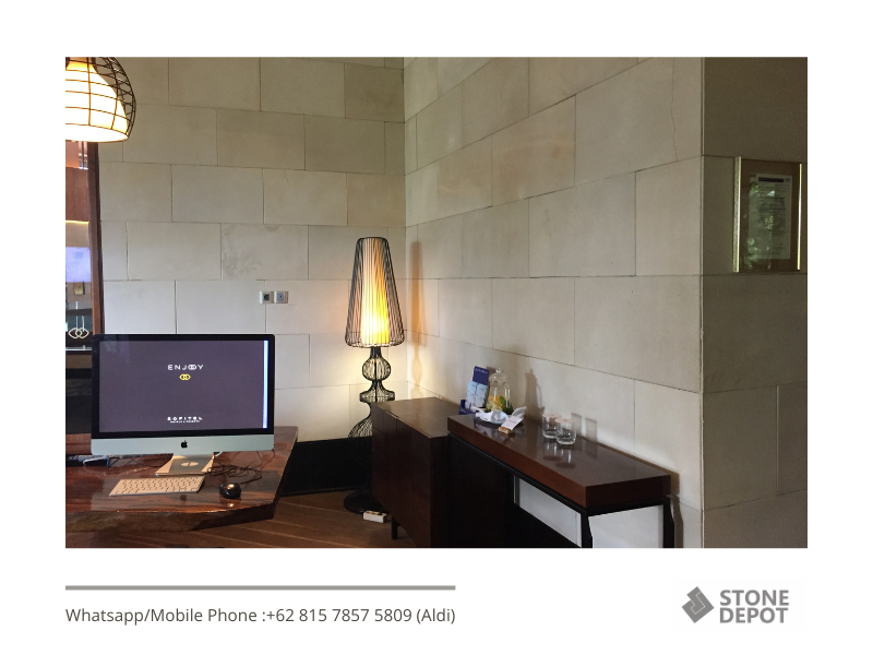 How to Expertly Install the Bali Limestone for Interior Wall Cladding