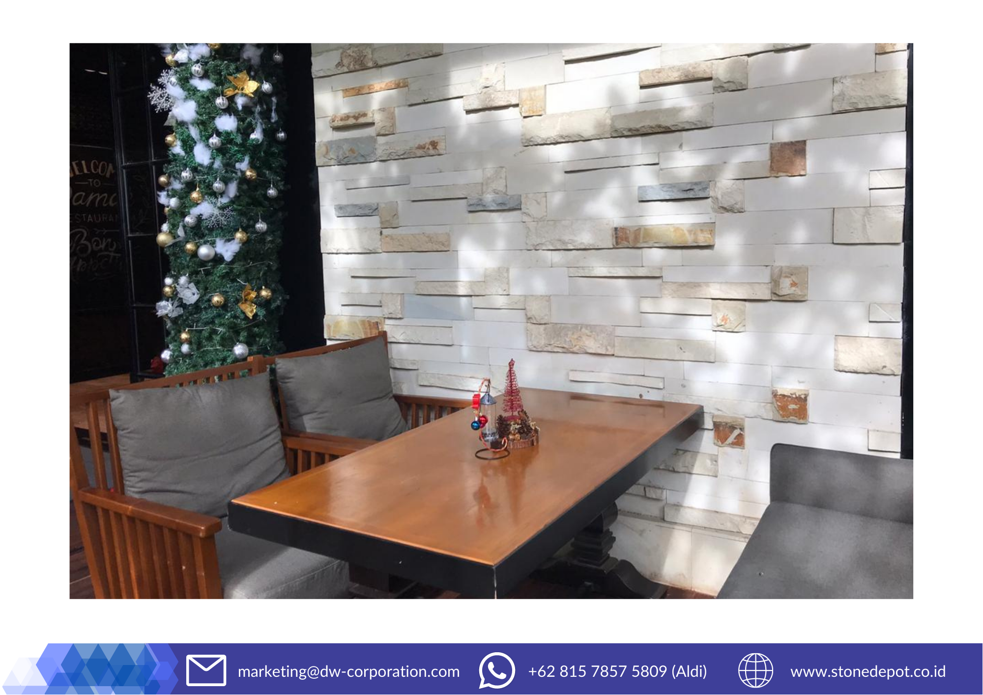 How A Bali Natural Stone Wall Cladding Will Transform Your House
